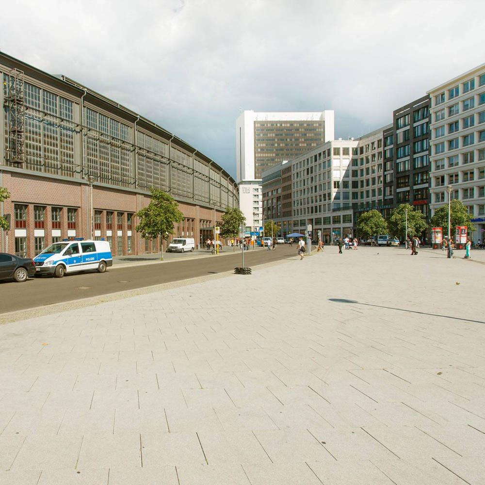 Anfahrt CMK Zahnarztpraxis Berlin-Mitte Friedrichstraße